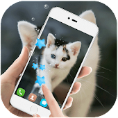 Free Download Cute cat Live wallpaper APK for Samsung