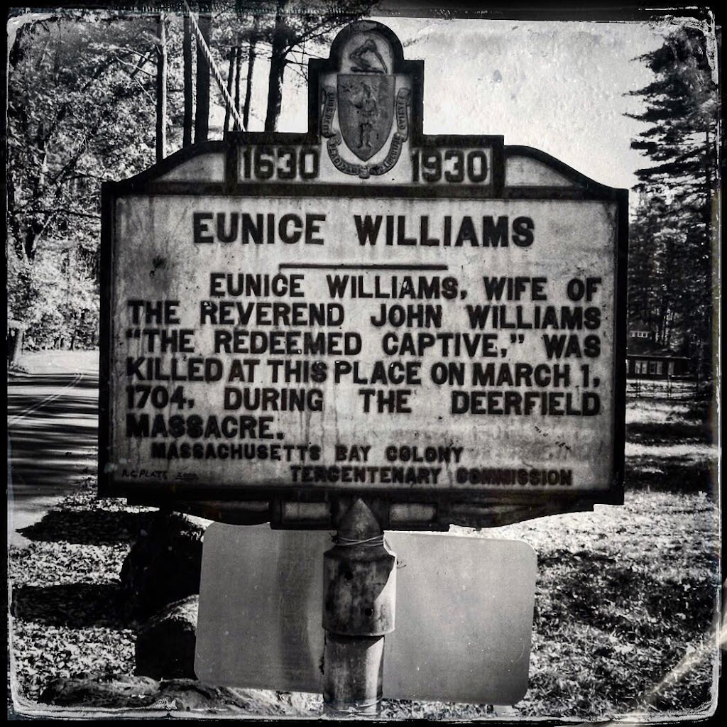 Eunice Williams, wife of the Reverend John Williams