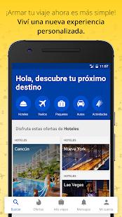 App Despegar.com Hoteles y Vuelos APK for Windows Phone