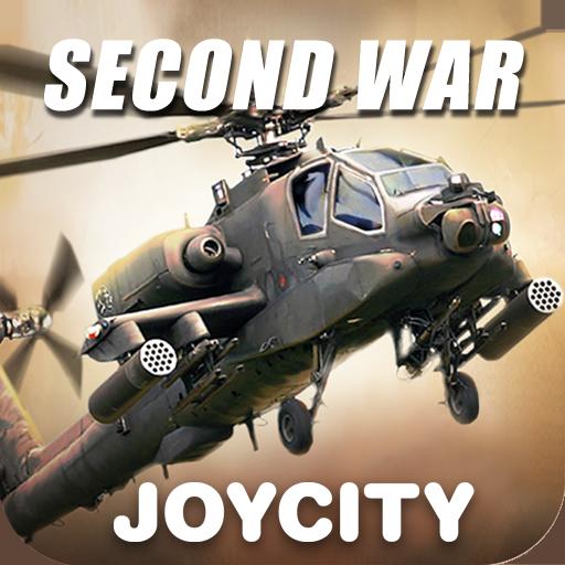 GUNSHIP BATTLE: SECOND WAR (game)