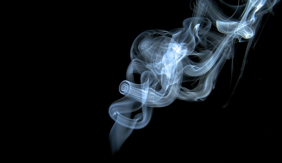 Smoke  by Savio Joanes - Abstract Patterns