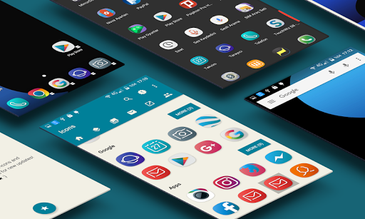 TouchWiz S8 - Icon Pack For PC