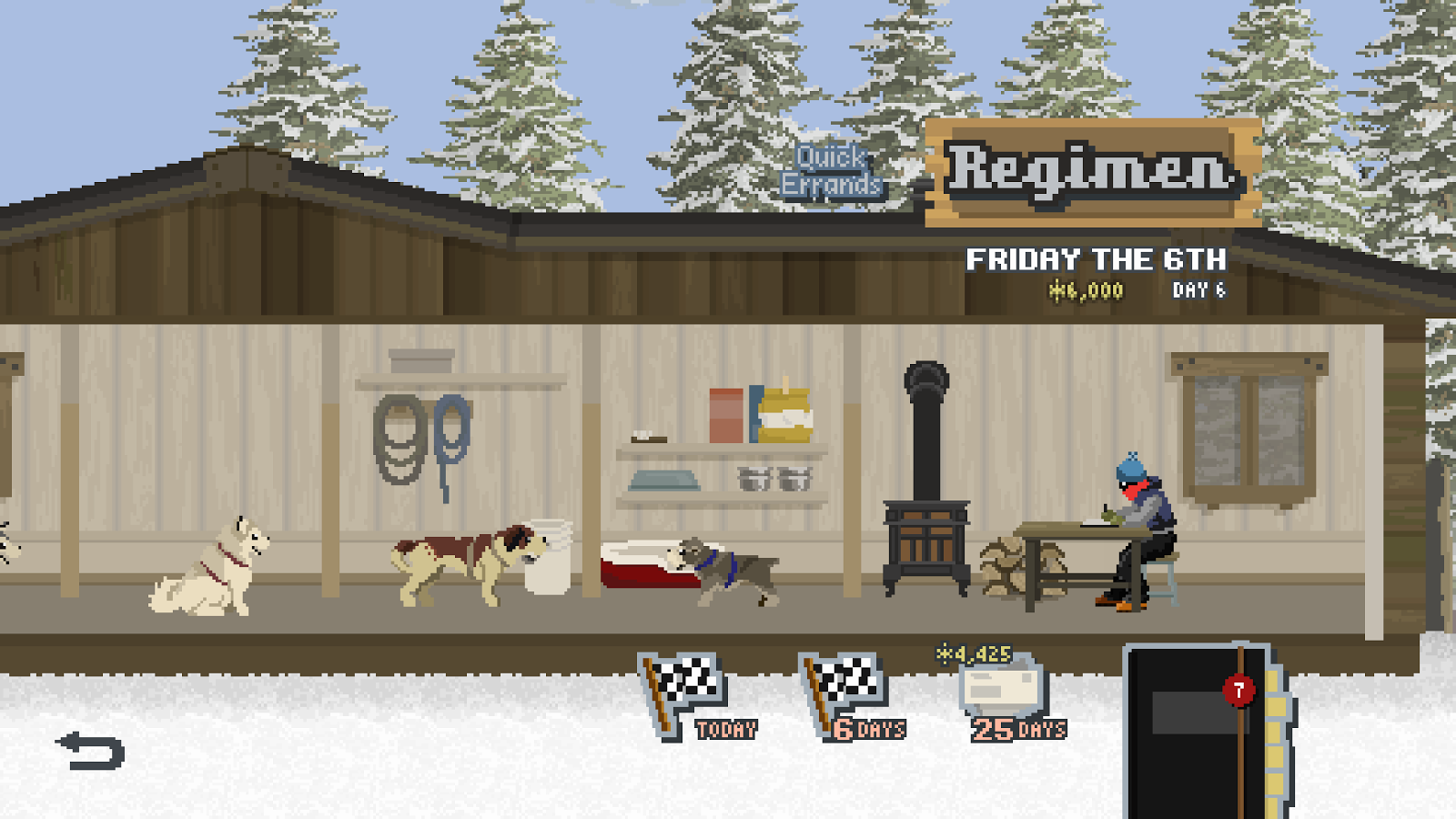 Dog Sled Saga Screenshot 2