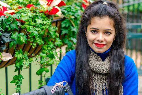 Smile by Arnab Dutta - People Portraits of Women ( potrait, beautiful, pretty, women,  )