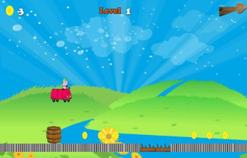 Girl and the pig APK