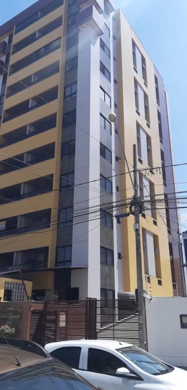 Apartamento com 3 dormitórios para alugar, 110 m² por R$ 1.100/mês - Manaíra - João Pessoa/PB