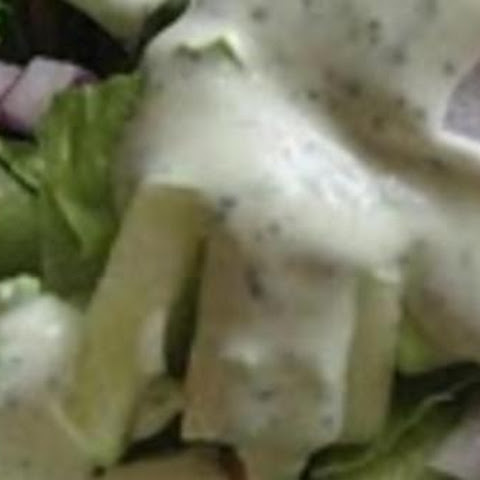 Jalepeno Ranch Dressing for Salads