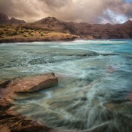 by Kelley Hurwitz Ahr - Landscapes Waterscapes ( hawaii night tour, kauai, beach, hawaii )