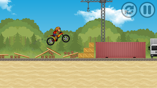 Game Shiva Cycle Adventure APK for Kindle