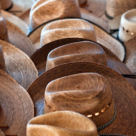 Sombreros by Gliserio Castañeda G - Artistic Objects Clothing & Accessories