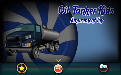 Oil Tanker Kids Amusment Toy - screenshot