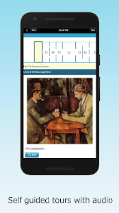 Musee Orsay Visitor Guide Screenshot