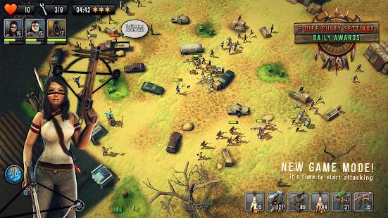 Last Hope TD - Zombie Tower Defense Games Offline (Mod)