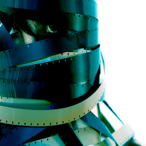 film by Paolo Tangari - Digital Art People ( film, girl, pellicola, photo )