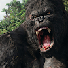 Mad Gorilla Simulator : Hunter
