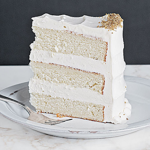 Very Vanilla Layer Cake