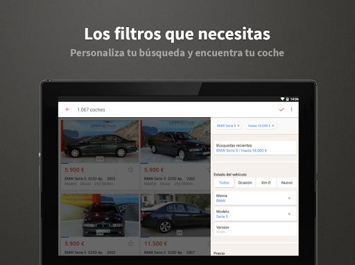 Coches.net - Compraventa de Coches de Ocasión screenshot 20