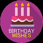 Birthday Wishes Quotes Icon