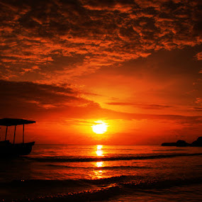 Waiting Maghrib by Zlatan Dawamovic - Landscapes Sunsets & Sunrises