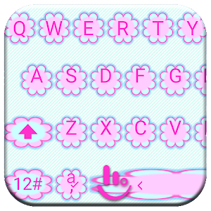 Valentine 5 TouchPal Keyboard