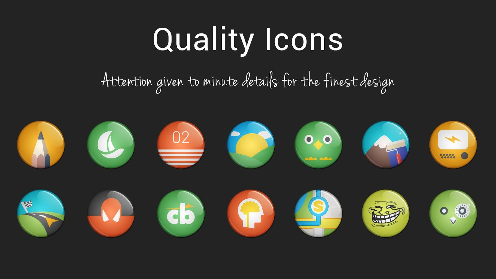 Eye Candy Icon Pack Screenshot 6
