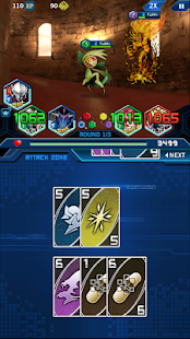 Digimon Heroes! apk screenshot