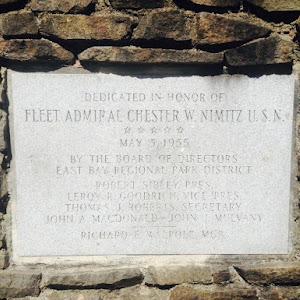 Fleet Admiral Chester W. Nimitz U.S.N