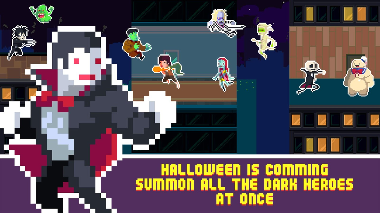 Pixel Super Heroes Screenshot 11