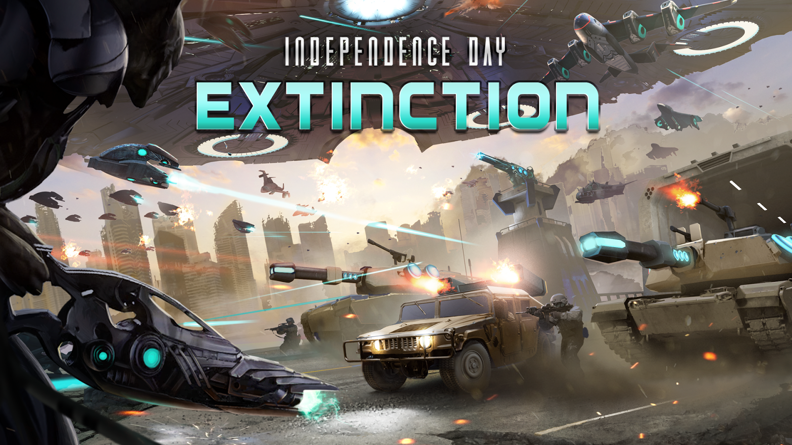 Independence Day: Extinction Screenshot