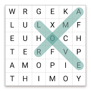 Word Search for Android