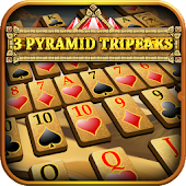 Free 3 Pyramid Tripeaks Solitaire APK for Windows 8