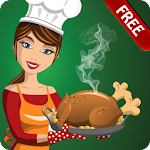 Kids Food Truck Cooking Game Icon