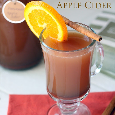 Best Homemade Apple Cider