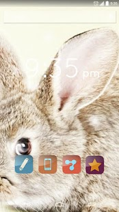 Cute Fluffy Bunnies - screenshot