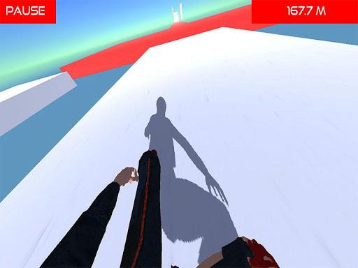 Faith Runner- on the edge - screenshot