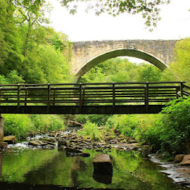 Bridges by Anthony Whittle - Novices Only Landscapes