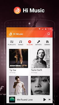 Hi Music - Free Music Player & YouTube Music APK screenshot thumbnail 2