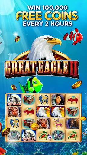 Gold Fish Casino – Free Slots Machines screenshot 3