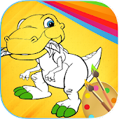 APK Game Drawing Dinosaurs (Dinos) for BB, BlackBerry