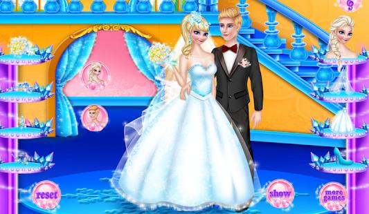 Wedding Makeover & Dress Up- screenshot thumbnail
