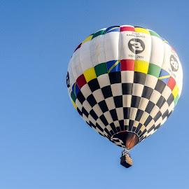 Dale Earnhardt hot air balloon by Jason Lockhart - Transportation Other ( wisconsin, hot air balloon, waterford, dale earnhardt, balloonfest )