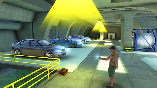 Game M5 E60 Drift Simulator APK for Kindle