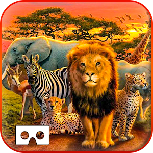 Safari Tours Adventures VR 4D For PC