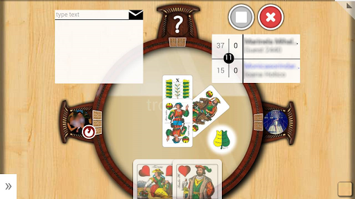 Cruce - screenshot