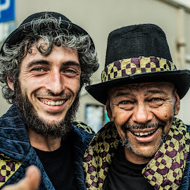 by Zbigniew Cołbecki - People Street & Candids ( faces, happy, smile, contact, natural )