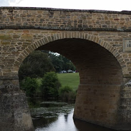 richmond bridge by Zac Rushbrook - Buildings & Architecture Bridges & Suspended Structures ( tasmania, old, richmond, tassy, bridge )