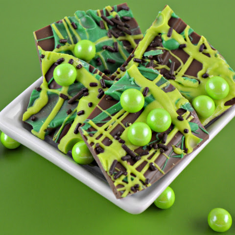 Minecraft Creeper Chocolate Candy