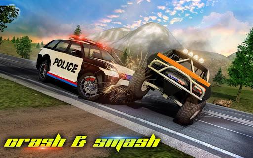 Police Car Smash 2017 screenshot 7