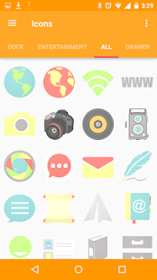 Stock-Icons Icon Pack/Theme- screenshot thumbnail