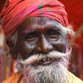 xadhu by SANGEETA MENA  - People Portraits of Men